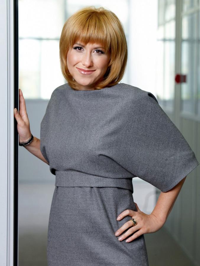 Залина Канаметова, генеральный директор «ОСГ Рекордз Менеджмент». Бизнес-портрет, фотограф Лена Волкова