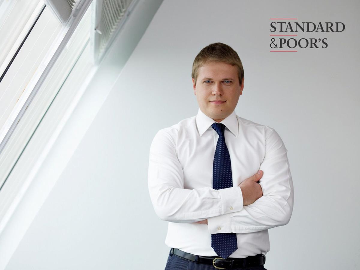 Standard & Poor's. Бизнес-портрет, фотограф Лена Волкова