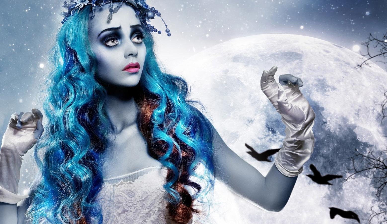 IMG_0523. Творческий проект «Мертвая невеста», фотограф Лена Волкова