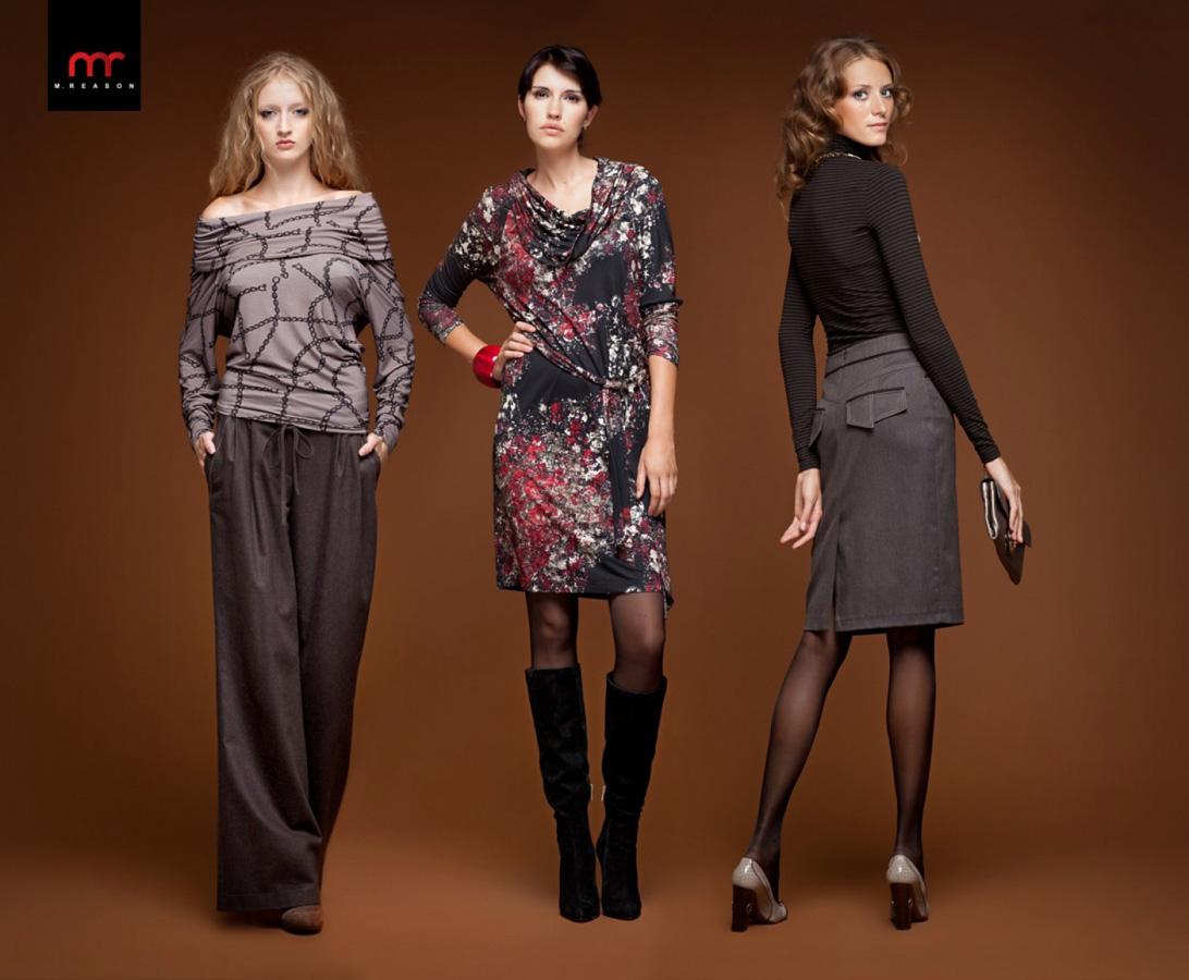 Cъемка каталога одежды для M.Reason. Фотосъемка одежды, фотограф Лена Волкова